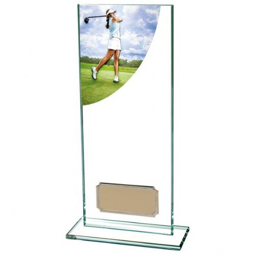 Colour Curve Golf Female Jade Crystal 200mm